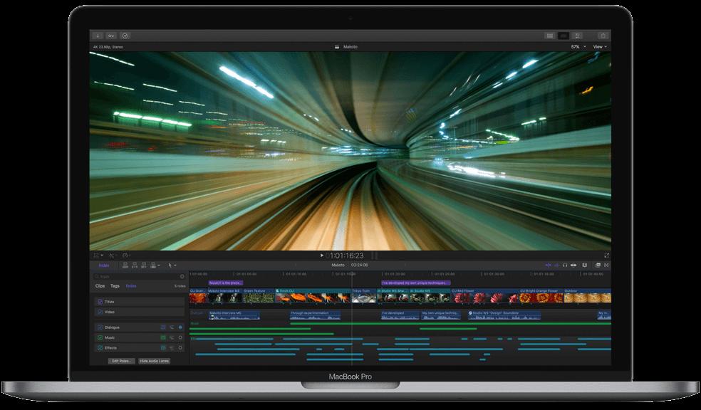 Video montaj uygulamalarımız